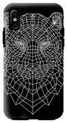 Night Tiger IPhone X Tough Case