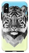 Party Tiger IPhone X Tough Case