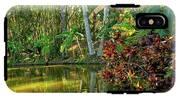 Tropical Corner IPhone X Tough Case