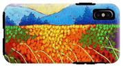Violet Hills  IPhone X Tough Case