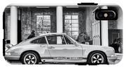 1972 Porsche 911 Monochrome IPhone X Tough Case