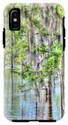 A Beautiful Day In The Bayou IPhone X Tough Case