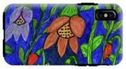 A Flower Garden IPhone X Tough Case