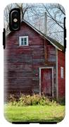 An Old Granary IPhone X Tough Case