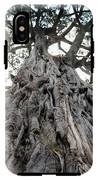 Ancient Olive Tree In The Masai Mara IPhone X Tough Case