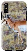 Antelope Buck IPhone X Tough Case