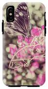 Antique Spring IPhone X Tough Case