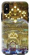 At Le Train Bleu IPhone X Tough Case