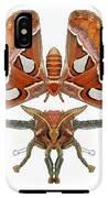 Atlas Moth5 IPhone X Tough Case