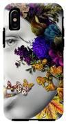 Autumn Head IPhone X Tough Case