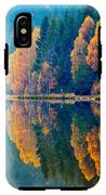 Autumn Landscape IPhone X Tough Case