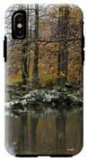 Autumn On The Kings River IPhone X Tough Case