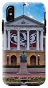 Bascom Hall - Madison - Wisconsin IPhone X Tough Case