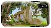 Bermuda Botanical Gardens IPhone X Tough Case
