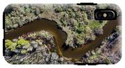 Betsie River Curve IPhone X Tough Case