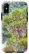 Blake Garden, Berkeley Ca IPhone X Tough Case