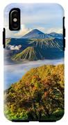 Bromo Volcano At Sunrise,tengger Semeru IPhone X Tough Case