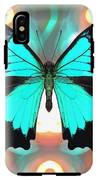 Butterfly Patterns 21 IPhone X Tough Case