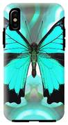 Butterfly Patterns 22 IPhone X Tough Case