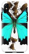 Butterfly Patterns 25 IPhone X Tough Case