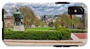 Capitol - Madison - Wisconsin From Bascom Hall IPhone X Tough Case