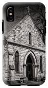 Cedar Hill Chapel IPhone X Tough Case
