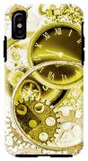 Clock Watches IPhone X Tough Case