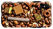 Coffee Candy IPhone X Tough Case