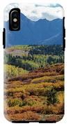 Colorado Color Bonanza IPhone X Tough Case