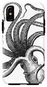 Common Octopus Octopus Vulgaris IPhone X Tough Case