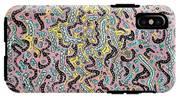 Confetti Wiggle Room IPhone X Tough Case