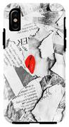 Cosmetic Collage IPhone X Tough Case