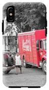Costa Rica Soda Truck IPhone X Tough Case