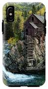 Crystal Mill IPhone X Tough Case