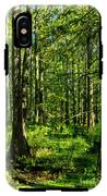 Cypress Trees IPhone X Tough Case