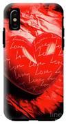 Decorated Romance IPhone X Tough Case