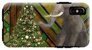 Decorating The Perfect Tree IPhone X Tough Case