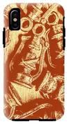 Decoratively Historic IPhone X Tough Case