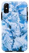 Deep Blue IPhone X Tough Case