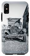 Depression Era Dust Bowl Car IPhone X Tough Case