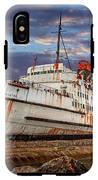 Duke Of Lancaster Ship IPhone X Tough Case
