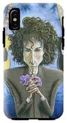 Dusky Resolution - Bob Dylan IPhone X Tough Case