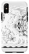 Endless Flow IPhone X Tough Case