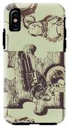 Evidential Mystery IPhone X Tough Case
