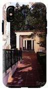 Exterior Amazing Getty Villa  IPhone X Tough Case
