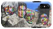 Famous Contemporary Artists Mural IPhone X Tough Case