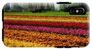 Farming Tulips IPhone X Tough Case