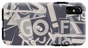 Game Of Golf IPhone X Tough Case