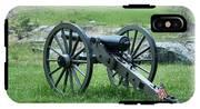 Gettysburg Cannon IPhone X Tough Case