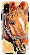 Golden Horse IPhone X Tough Case